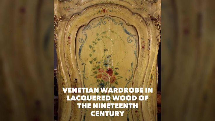 Venetian wardrobe of the late nineteenth century - YouTube