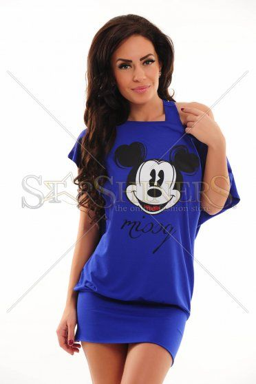 Pijama MissQ Heated Cover Blue