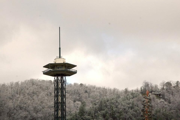 Space Needle/Sky Lift - Gatlinburg, TN