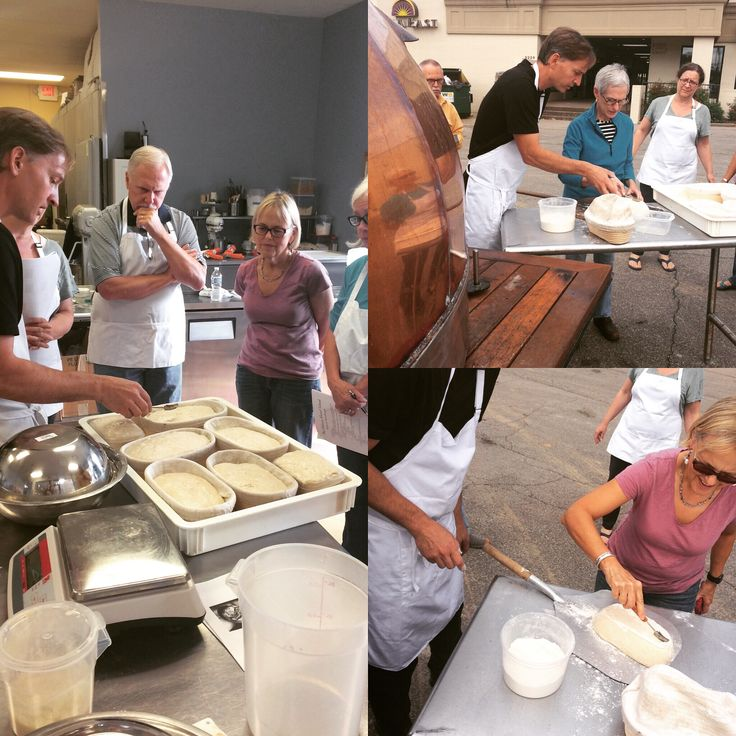 We love to share the joys of homemade breads at our Intro to Sourdough class. Come join us: www.artisanbreadschool.com