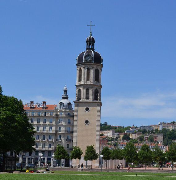 blogdetravel: Jurnal de călătorie, Franţa 2017 - Lyon, Turnul cu...