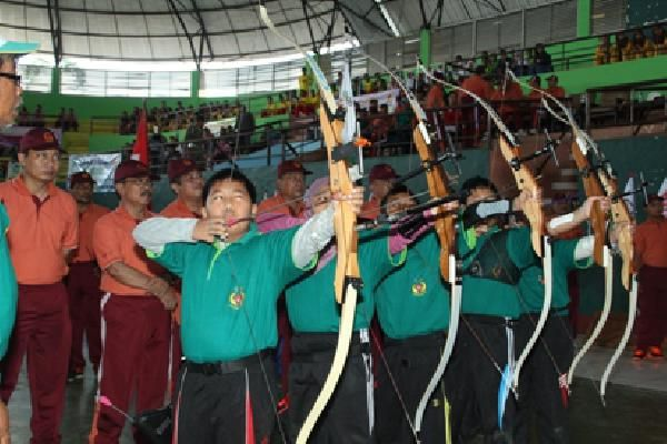 Berlangsung 10-17 Mei, 3700 Atlet Ikut Porkab Sidoarjo 2014
