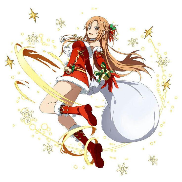 ⛄ Asuna (SAO)