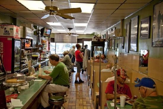 G Restaurant in Baltimore, MD famous for their classic #burgers and #coney dogs