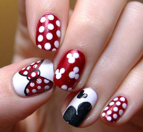 Moana Disney Nails Designs: 1000+ Ideas About Disney Nail Designs On Pinterest