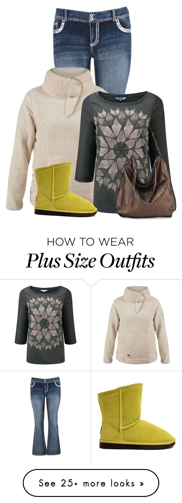"""""""Untitled #11344"""" by nanette-253 on Polyvore featuring maurices, Regatta, Sandwich, Dije California and Kooba"""