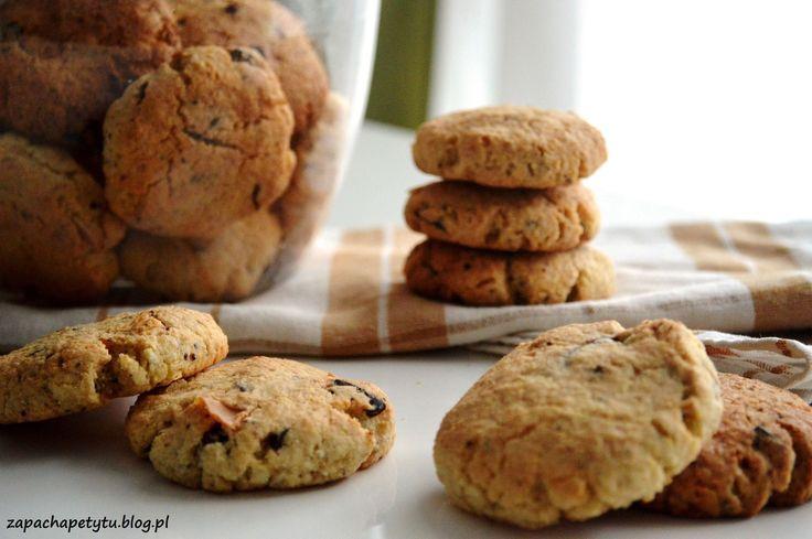 Bounty cookies #zapachapetytu #cookies #coconut #chocolate