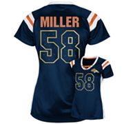 Denver Broncos Von Miller Draft Him III Top - Women