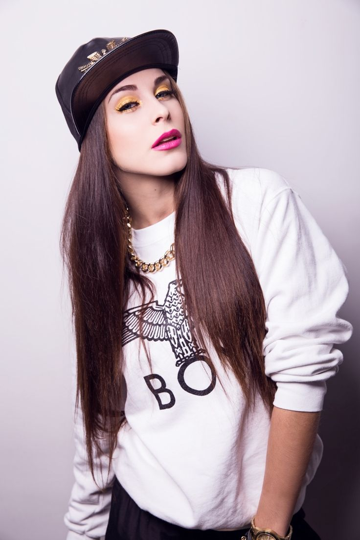 Gold Make Up ! Model: Kamila Gawenda