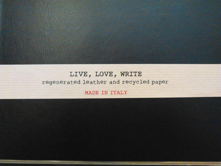 live, love, write