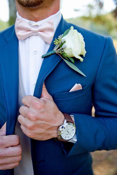 Stylish groomsmen wedding ideas / Megan Hobbs Photography