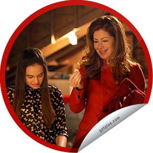 Steffie Doll's Body of Proof: Eye for an Eye Sticker | GetGlue
