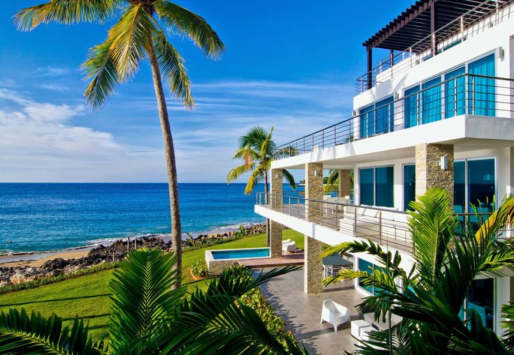 Gansevoort Dominican Republic Sosua, Caribbean Beachfront Grounds Luxury tree palm leisure caribbean Resort Beach condominium plant arecales Ocean palm family tropics lawn Sea walkway shore Garden overlooking