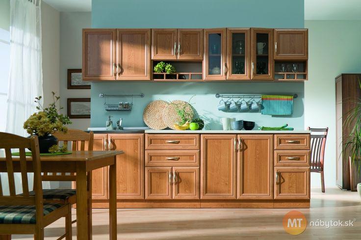 Magazín :: Mojinterier :: Aj v malej kuchyni sa dá hrať veľké divadlo a varenie vás môže baviť. Stačí ju dobre zorganizovať