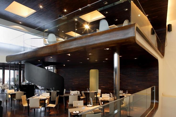 76 Best Diseño Interior-Restaurant Images On Pinterest