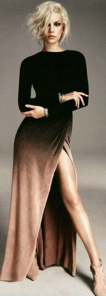 Love the fabric. So elegant