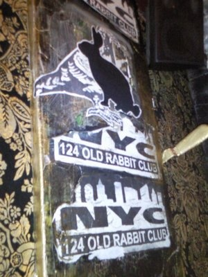 124 Old Rabbit Club - NYC