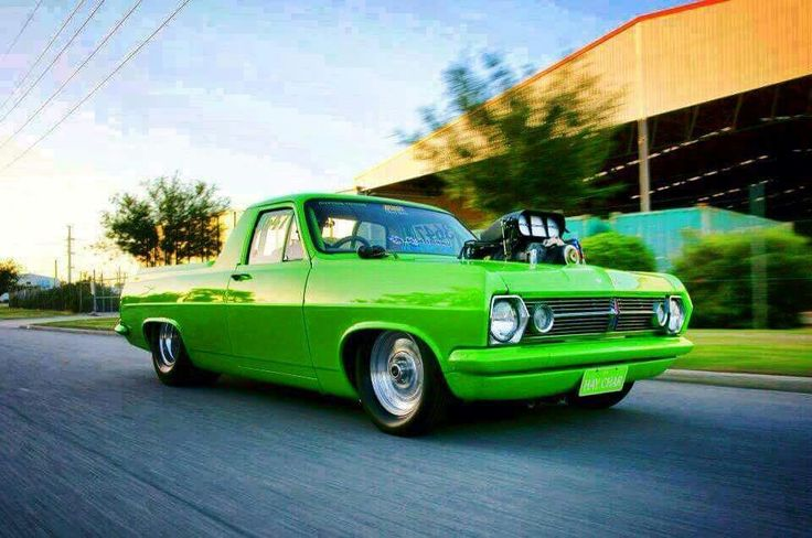 Cool Holden and Cars
