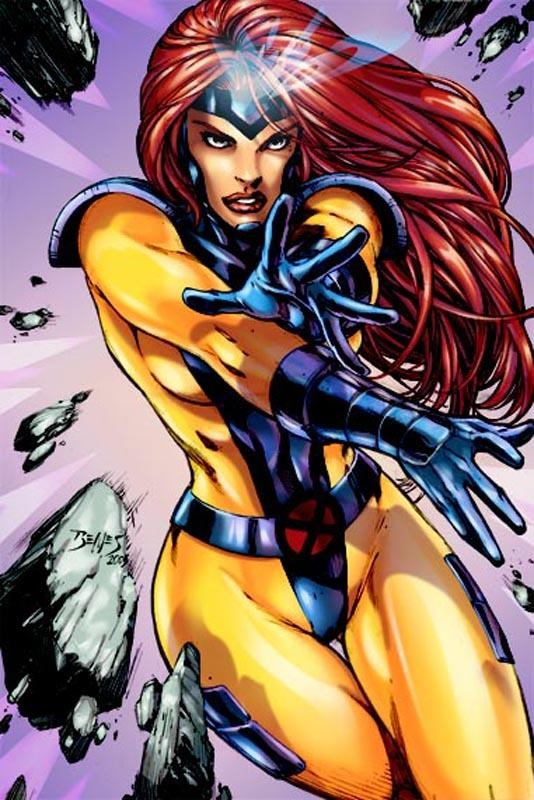 A Chronological Look At 13 Classic Comic Heroines Marvel Jean Grey Classic Comics Jean Grey