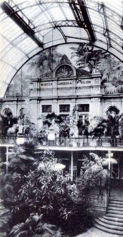 Winter Gardens, Blackpool - the way it used to be...