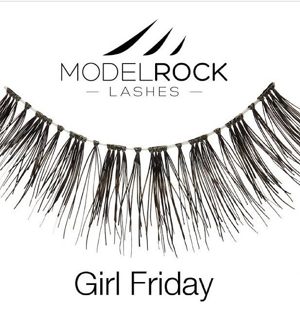 Come and see our range of Modelrock lashes instore :-) make your eyes really pop! X