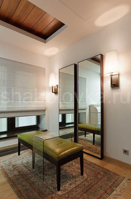 гардероб - интерьер в современном стиле  Архитектурное бюро Шаболовка