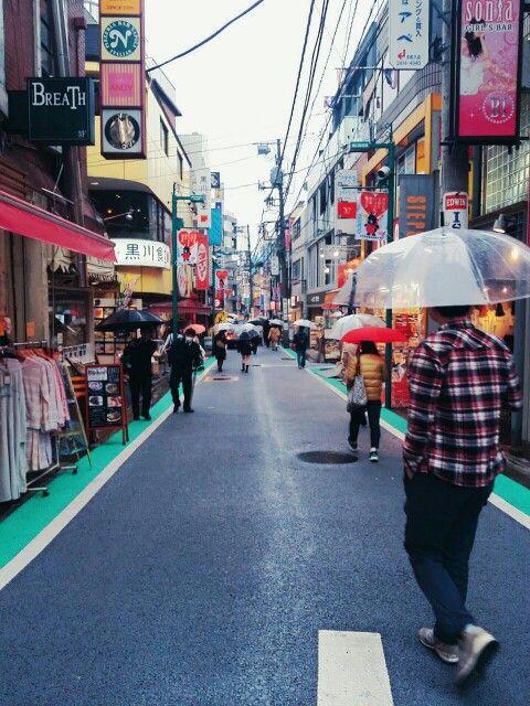 Simokitajawa - tokyo My favorite place in tokyo .