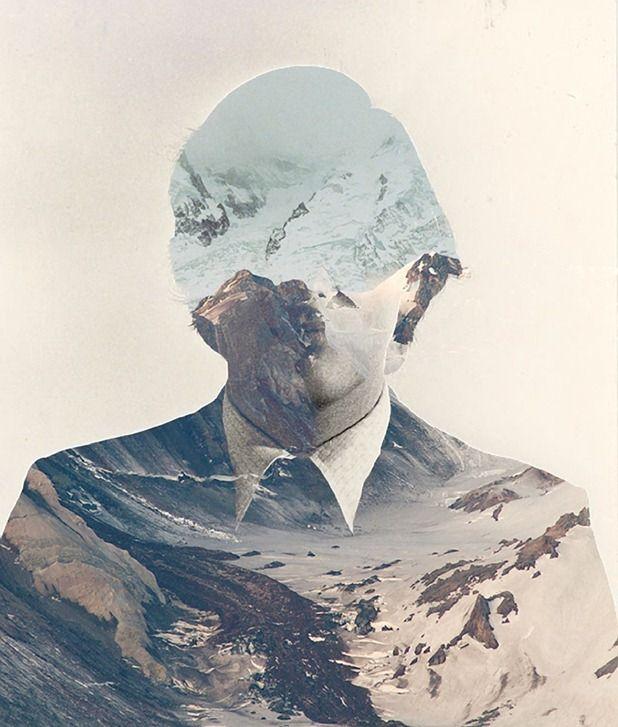 : Double Exposure, Inspiration, Art, Illustration, Collage, Landscape, Design, Photography