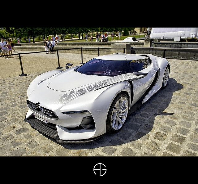 Concept GT By Citroën By A.G. Photographe, Via Flickr