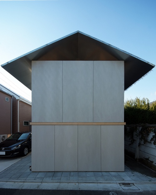 Go Hasegawa - House in Kyodo