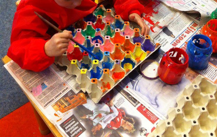 17 beste idee n over kunst voor kinderen op pinterest kinderkunstprojecten kleuterschool - Deco kamer stijl engels ...