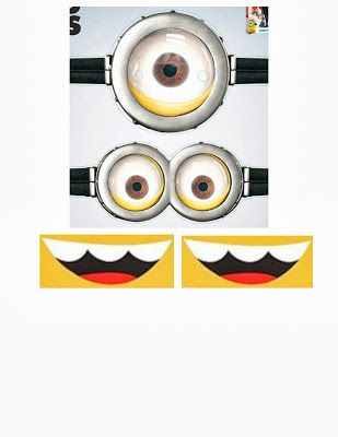 The Crafty Crazy: Minion Party Bags (Super Easy)