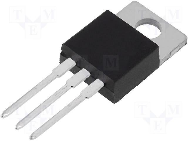 Tranzystor  jest to element czynny układów elektronicznych służący do wzmacniania sygnałów elektrycznych (trioda półprzewodnikowa, obecnie głównie krzemowa). Ogólnie mówiąc, tranzystor jest elementem wzmacniającym sygnały elektryczne.