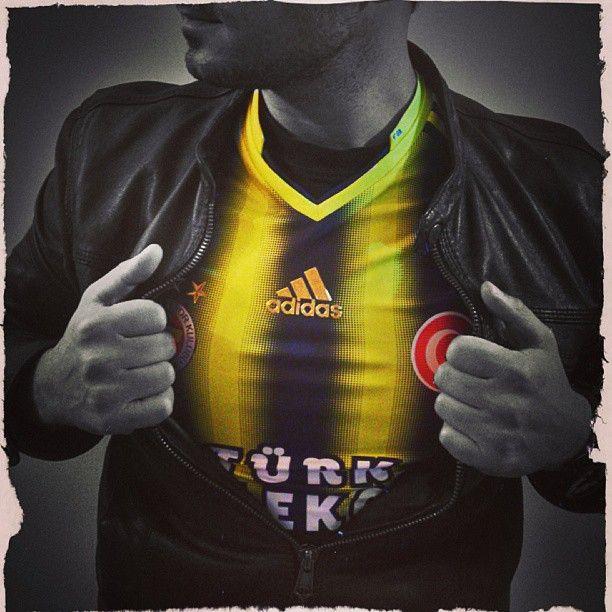 Fenerbahçe taraftar.