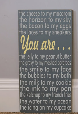 i will find this one day: Signs, Ideas, Sweet, Quotes, Stuff, Master Bedrooms, Things, You Are, Crafts