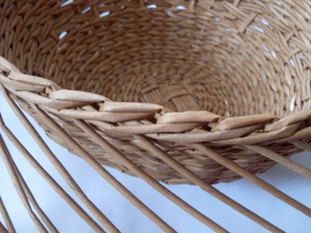 Moje pletení z papíru - Fotoalbum - NÁVOD - NA UZAVÍRKY - NÁVOD - NA TŘÍPÁROVOU…