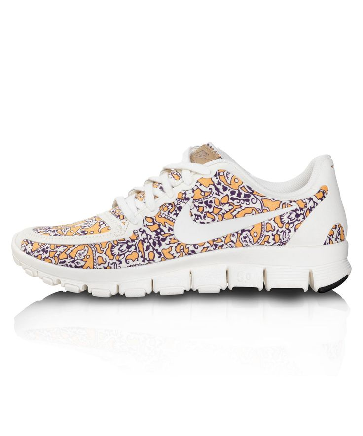 Colour Me Sporty: New Liberty Print Nike Collection is Ready to Spring