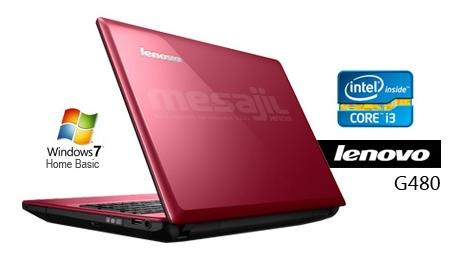 PORTATIL LENOVO, MODELO: G480, NOTEBOOK, INTEL: CORE i3 2ra Generación, MEMORIA RAM: DDR 3: 4 GB, DISCO DURO: 1 TERA, OPTICO: WINDOWS 8,  PANTALLA: 14, TIEMPO DE GARANTIA: 1 AÑO, BATERIA: 6 CELDAS, COLOR: ROJO,  PRECIO:$1,058,059 EXCLUIDO DE IVA