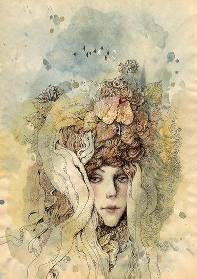 Рисунок Алёны Наливкиной