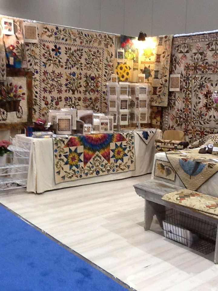 36 Best Images About Craft Fair Booth Ideas For Quilts On
