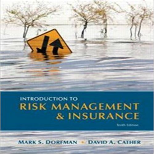 81 best findtestbank images on pinterest banks benefit and test bank for introduction to risk management and insurance 10th edition by dorfman download0131394126 fandeluxe Image collections