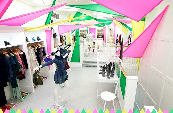 Opening Ceremony, Pop-Up Store in London (July 2012)