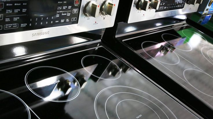 how to clean stained glass stove top
