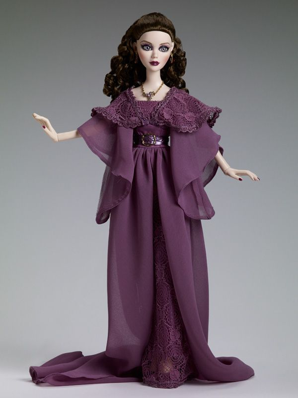 2014 Tonner Con The Dark Attic Evangeline Ghastly