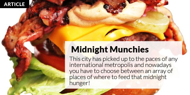 Midnight Munchies | Helsinki This Week