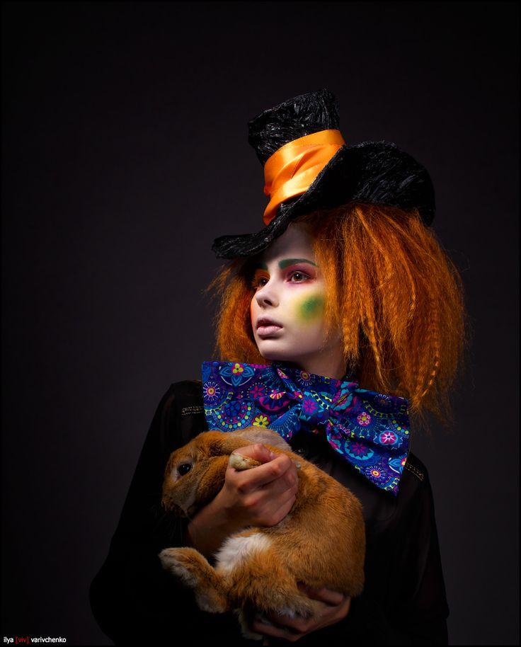 35PHOTO - viv - Безумный Шляпник.