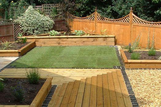 uk garden deck - Google Search