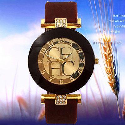 2016 Новая мода Марка Силиконовые Часы 6 цвета Аналоговый Кварцевые Часы Женщины Роскошные Платья Часы Браслет Часы Женские часы #jewelry, #women, #men, #hats, #watches