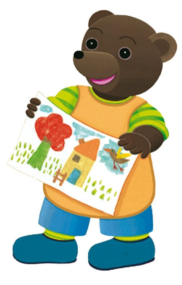 91 best ours nounours petit ours images on - Petit ours brun a l ecole ...