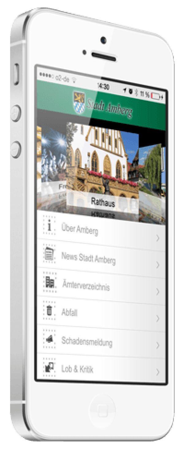 Amberg App